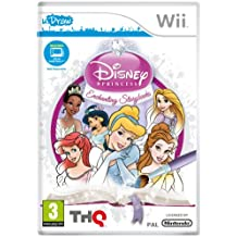 Disney Princess Enchanting Storybooks - uDraw (Wii) [Importación inglesa]