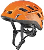 Mammut Helm Rock Rider, orange-Smoke, S/XL (56-61 cm)