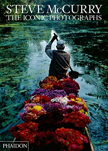 Steve mccurry: the iconic photographs editado por Phaidon
