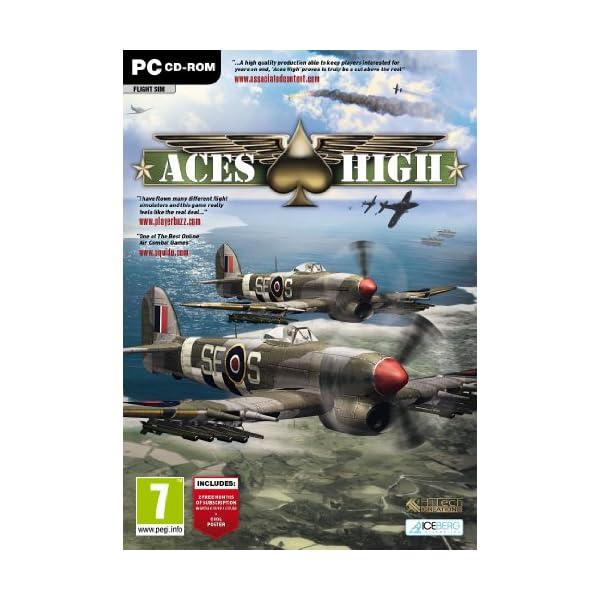 Aces High (PC CD) 513JAJoXtSL