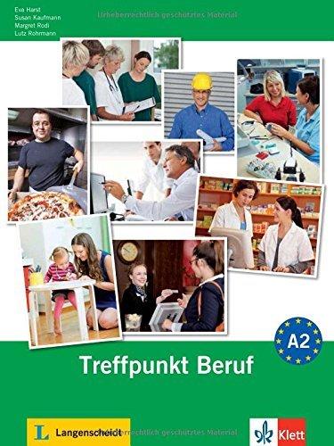 Berliner Platz Neu: Treffpunkt Beruf A2 MIT Audio CD by Margret Rodi (2012-08-06)