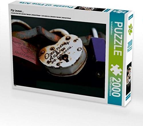 CALVENDO Puzzle Für Immer... 2000 Teile Lege-Grösse 90 x 67 cm Foto-Puzzle Bild Von | Authentique