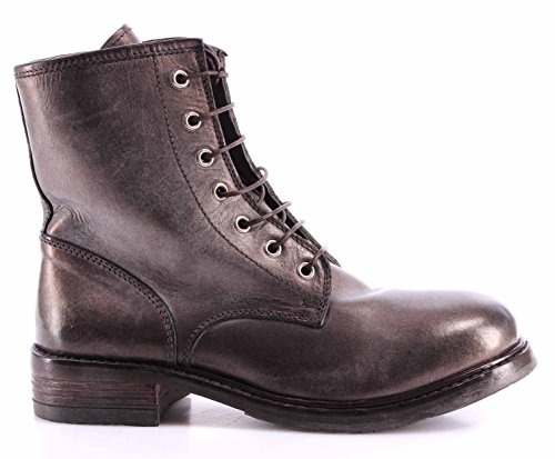 MOMA Scarpe Stivaletto Donna Ankle Boots 80505-6D Ghost Cipolla Vintage Italy