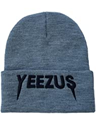 Adjustable yeezus Snapback Knit Cap for Unisex One Size – Gorro de lana para hombre