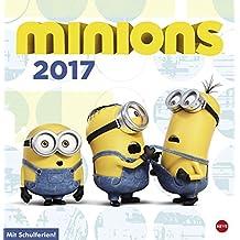 Minions Posterkalender quadratisch - Kalender 2017