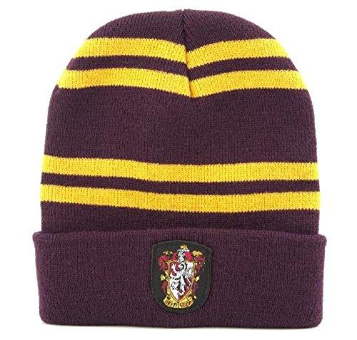 berretto-cappello-harry-potter-casa-grifondoro-originale-beanie-ufficiale