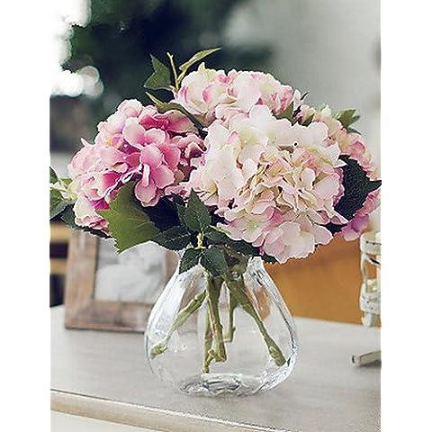 Home decorazione di fiori artificiali, California tre