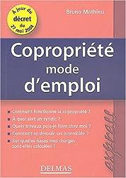 Copropriété : Mode d'emploi