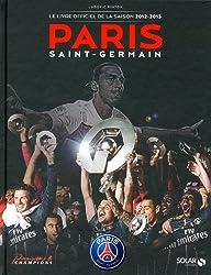 PSG Le livre de la saison 2012-2013