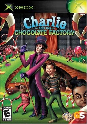 Global Charlie and the Chocolate Factory - Xbox