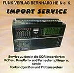 CD-ROM: Importgeräte-Service: Die in...