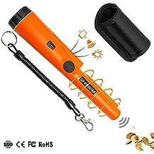 Detector de Metales Portátil, de Mano, Pinpointer de Alta Sensibilidad, zumbador, con