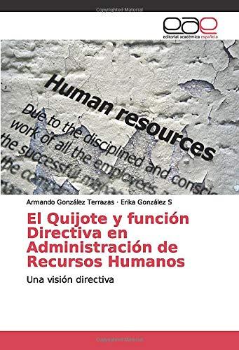 Libro: Directiva en Administración de Recursos Humanos
