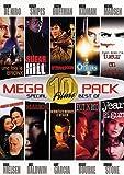 Megapack 10 Films : Les Autres / Il était une fois le Bronx/ Dernières heures à Denver / Sugar Hill / Les chiens de paille / Journal intime d'un tueur en série / Malice / Quatre Hommes & un balai / Exit in Red / Year of the Gun - Coffret 5 DVD