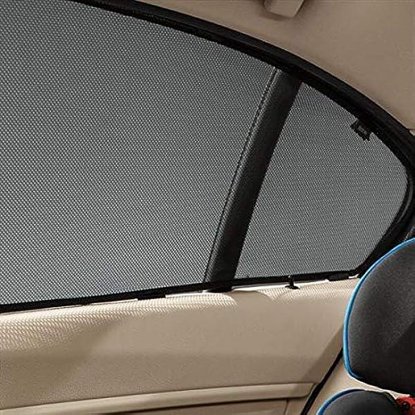 Bmw Original Sonnenschutz Für Die Seitenscheibe Im Fond 5er G30 Limousine Einzeln Auto
