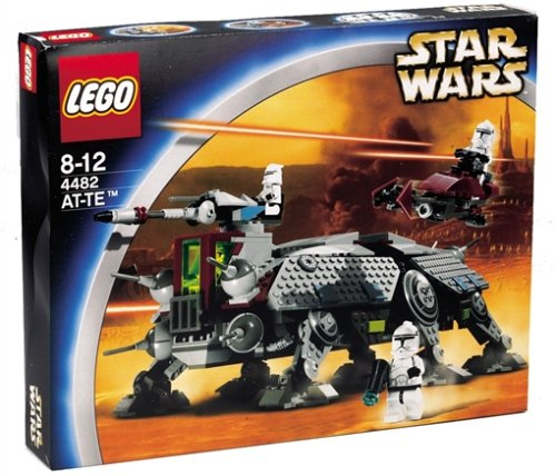 LEGO Star Wars 4482 - AT-TE