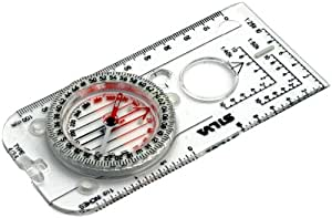 Silva Compass 4 Militaire - 6400/360
