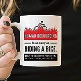 HR mug risorse umane regali HR risorse umane tazza Human Resource manager HR Specialist risorse umane e Recruiter regali