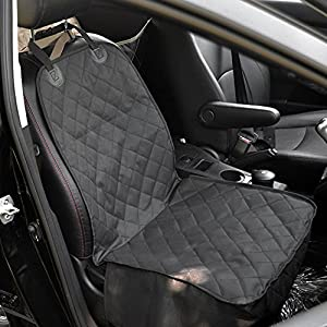 amzdeal® Imperméable pour chien Pet Seau Housse de siège pour siège pour siège avant de voiture pour chien Pet Protection pour siège