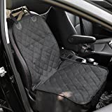 Amzdeal Dog Single Car Seat Travel Covers for Dogs