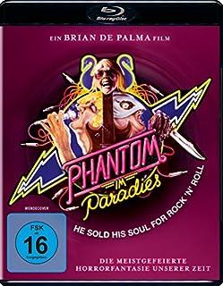 Phantom im Paradies - Phantom of the Paradise [Blu-ray]