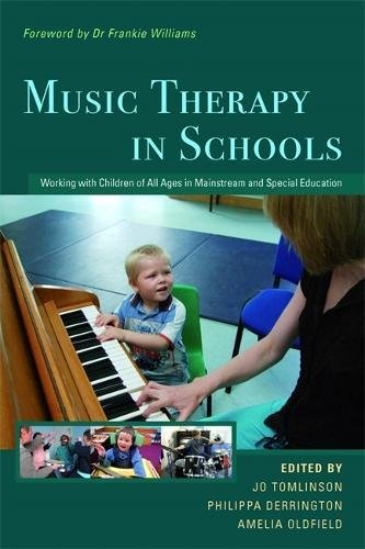 Music Therapy in Schools Cover Image