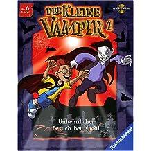 Der kleine Vampir 1 - Unheimlicher Besuch bei Nacht
