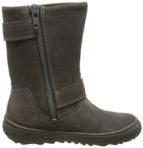 Superfit Tensy Winter, Bottines à doublure froide fille Gris - Grau (STONE KOMBI 06)