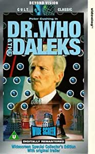 Doctor Who And The Daleks [VHS]