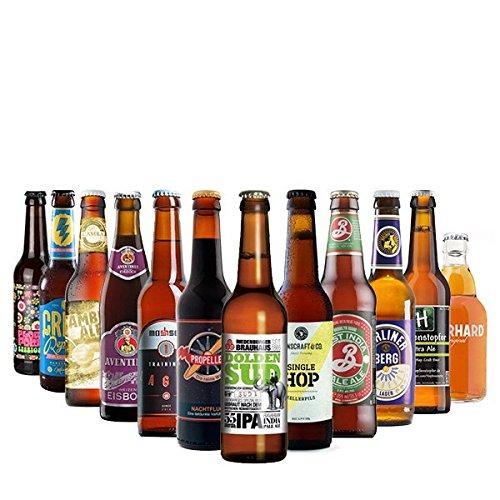 Craft Beer Paket Reise durchs Universum (12 x 0.33 l)
