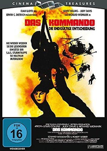 Das Kommando / The Final Option (1982) ( Who Dares Wins )