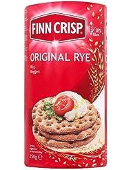 Finn Crisp Original Rye Crispbread, 250 g