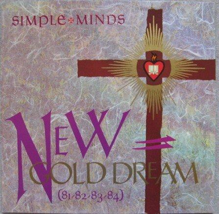 Gold Vinyl (New Gold Dream (81-82-83-84) / 204 965)