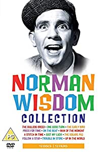 Norman Wisdom Collection [DVD]