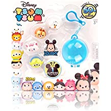 Tsum Tsum - Paquete de 5 Mini Figuras Disney, (5804)