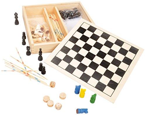 Fou Du0027bois   38339.0   Malette De Jeux   Coffret Jeux Dames/échecs