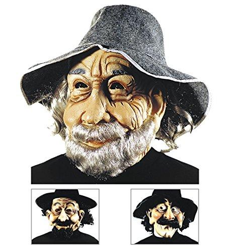 Panelize Maske Alter Mann Vagabund ()