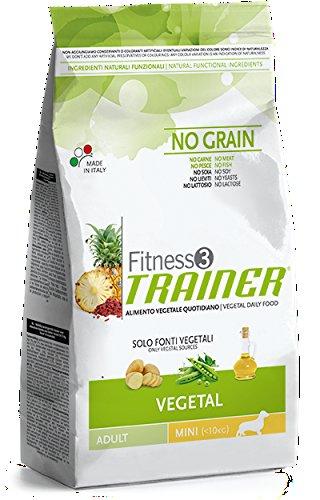 Croccantini vegetali per cani Trainer Fitness3 Mini Vegetal - kg 2.0