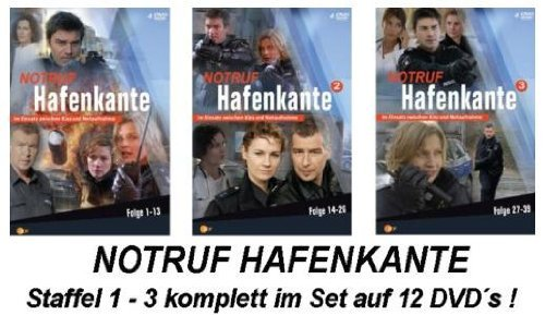 Vols. 1-3: Folgen 1-39 (12 DVDs)