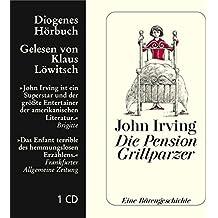 Die Pension Grillparzer: Eine Bärengeschichte (Diogenes Hörbuch)