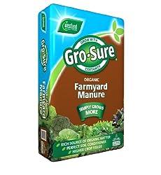 Grosure 50L Farmyard Manure