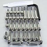 Stainless Steel Engine Kit XV750 Virago