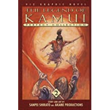 The Legend Of Kamui, Volume 2: Perfect Collection