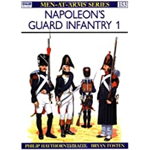 Napoleon's Guard Infantry (1) (Men-at-Arms)