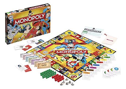 Monopoly DC Comics ()