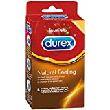 Durex Kondome Natural Feeling, 1er Pack (1 x 8 Stück)