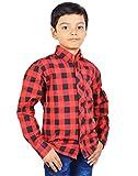Gkidz Checked Shirt for Boys