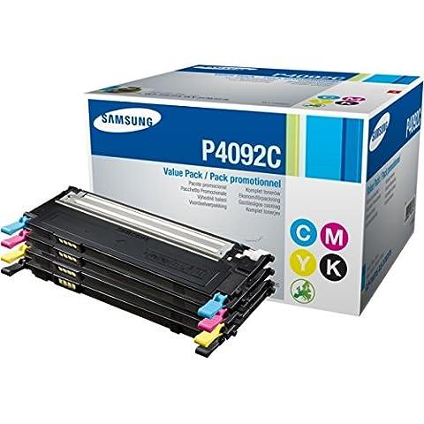 Samsung CLT-P4092C Cartouche toner laserpour imprimantes laser CLP-310/315/CLP-315W/310N/CLX-3170/3175