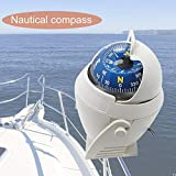 LC760 Sea Marine Military Electronic Boat Ship Vehicle Car Compass Navigation Positioning High Precision LED Night Light