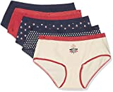 Dim Damen Panties Les Pockets Coton Boxer X5, 5er Pack, Mehrfarbig (Lot Cruise 5V8), 36